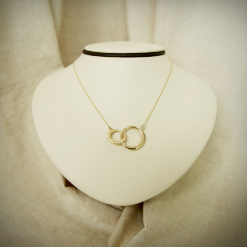 Gold Necklace 2